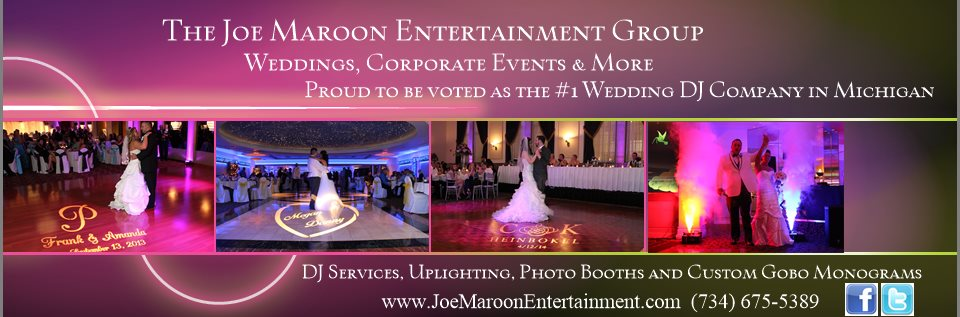 Joe Maroon Entertainment -
